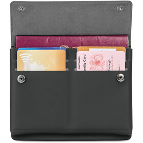 Pacsafe RFIDsafe TEC Passport Wallet Black